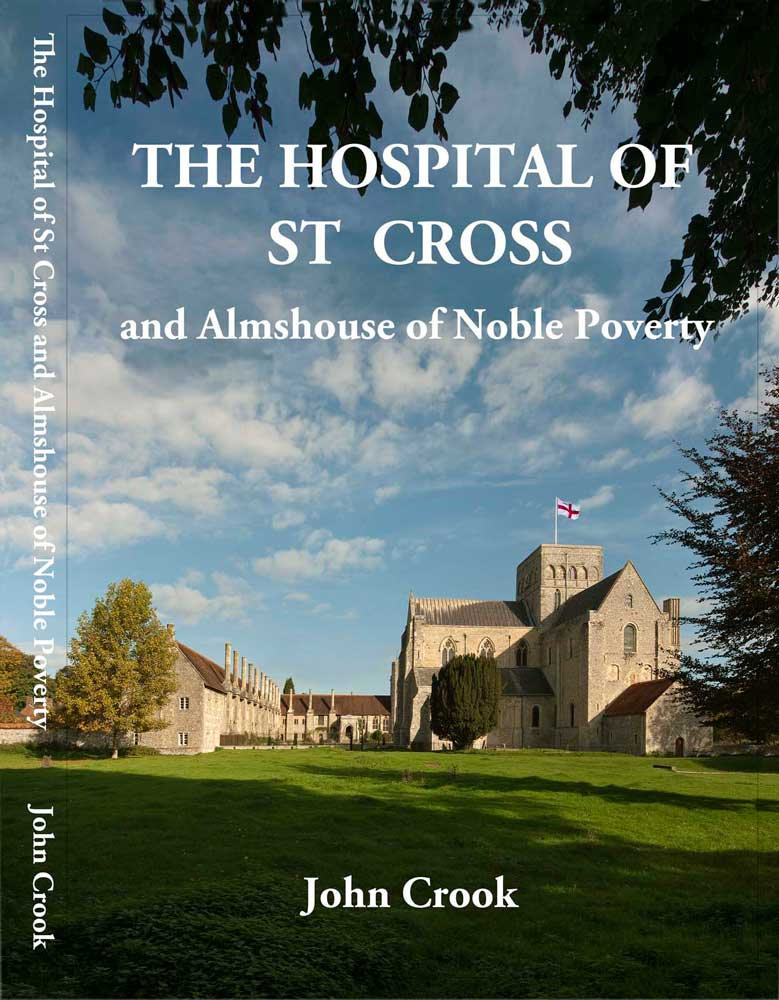 St Cross book cover