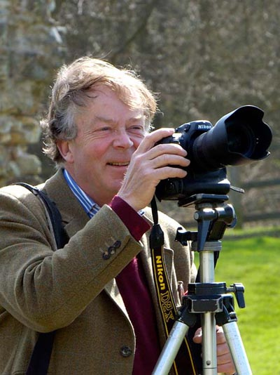 john crook. photo (c) Dr Roland Harris